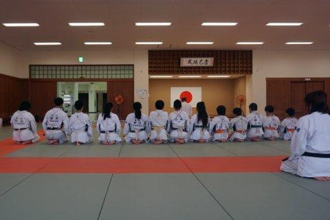 愛媛県連盟強化練習(6月)