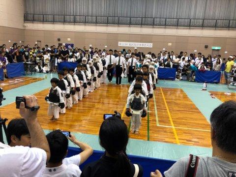 第22回旭区民日本拳法大会