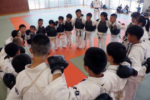 愛媛県連盟「みんなで強くなる!」全国大会強化練習