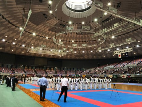 2019日本拳法総合選手権大会