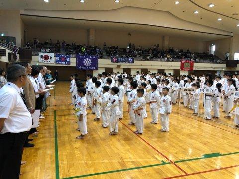第40回日本拳法吾友会記念大会 (第30回洪游杯ジャパンオープン少年大会)