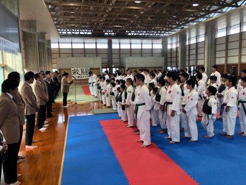第13回日本拳法四国総合選手権大会 ご案内
