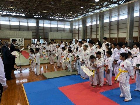 第29回日本拳法徳島総合選手権大会