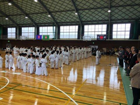 第20回日本拳法岡山県総合選手権大会