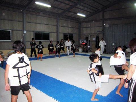 2008日本拳法今治スポーツ少年団