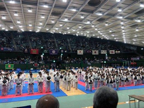 第25回日本拳法白虎会優勝大会