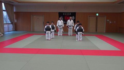 愛媛県連盟 第22回昇段級審査