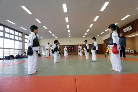 愛媛県連盟強化練習(2月-2)