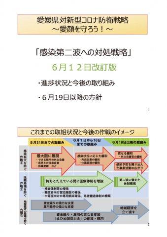 新型コロナウイルス感染症に対する段階に応じたスポーツ活動 への方針について(6月19日以降の取組)