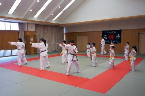 愛媛県連盟第22回昇段級審査