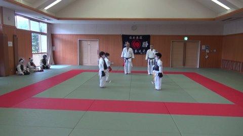愛媛県連盟 第23回昇段級審査