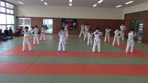 愛媛県連盟 第24回昇段級審査