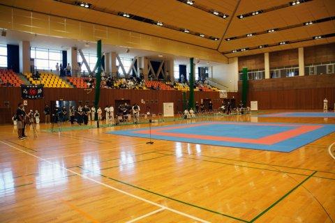 第15回日本拳法愛媛県選手権大会