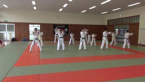愛媛県連盟 第19回昇段級審査