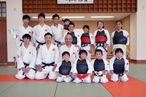 愛媛県連盟強化練習(6月)&昇段級審査