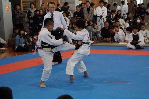 第28回日本拳法徳島総合選手権大会 ご案内