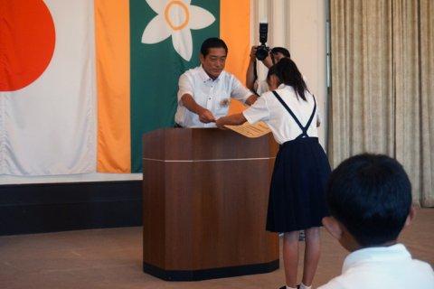 愛顔のえひめ文化スポーツ賞表彰式(8月24日開催)
