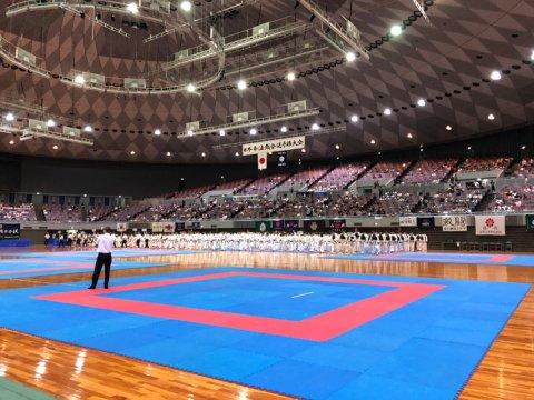 2019日本拳法総合選手権大会出場選手選出