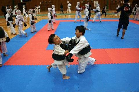 愛媛県連盟強化練習(10月)