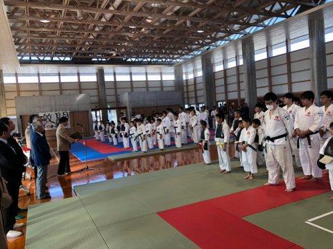 第29回日本拳法徳島総合選手権大会 ご案内