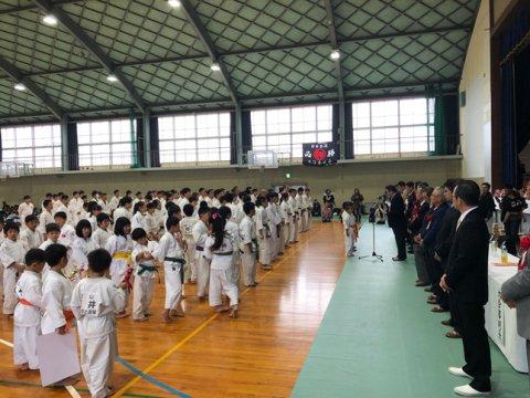 第19回日本拳法岡山県総合選手権大会