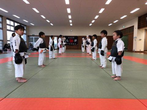 愛媛県連盟強化練習(12月)