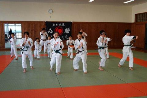 愛媛県連盟強化練習(1月) ご案内