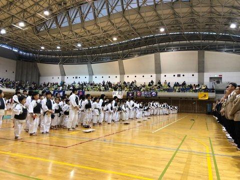 第16回日本拳法全国少年大会・団体戦 第2回個人戦