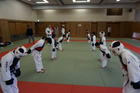愛媛県連盟強化練習(4月)