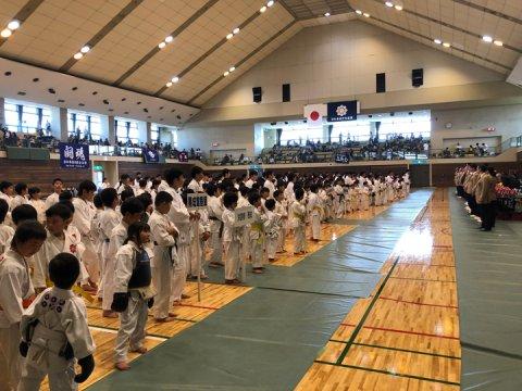 第16回日本拳法西日本少年大会
