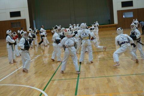 徳島総合選手権大会(合同練習)のご案内