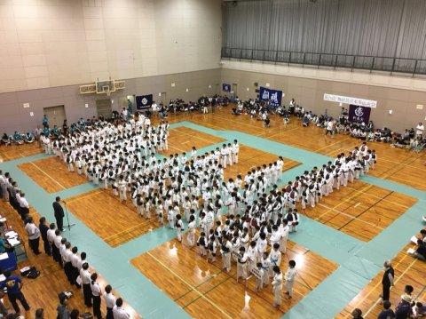 第21回旭区日本拳法大会