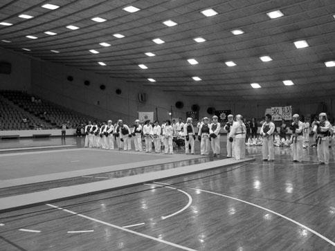 日本拳法四国大会の開催日決定