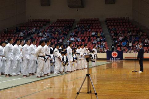 第5回日本拳法四国総合選手権大会