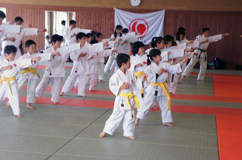 愛媛県連盟第7回昇段級審査