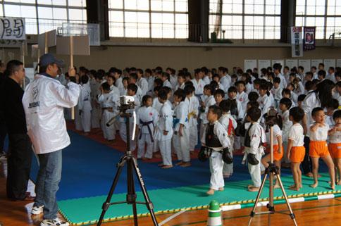 第13回日本拳法岡山県総合選手権大会