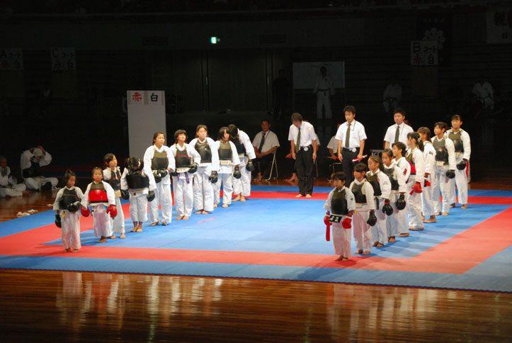 愛媛県連盟主催の大会開催日、開催場所の決定