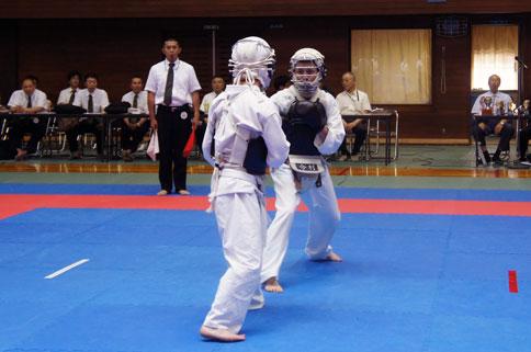 第44回全日本拳法社会人個人選手権大会 ご案内