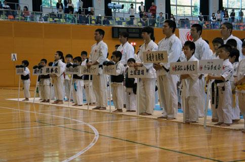 第6回日本拳法四国総合選手権大会