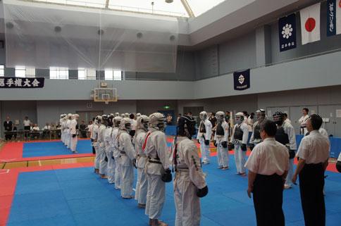 第44回全日本拳法社会人個人選手権大会