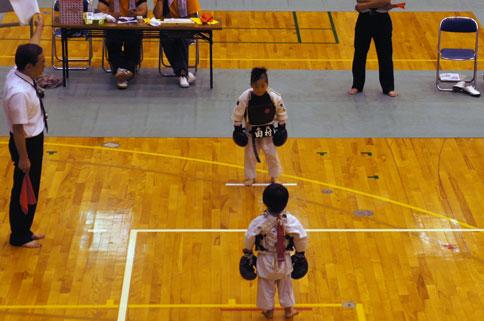 日本拳法全国少年大会・団体戦(注意事項)