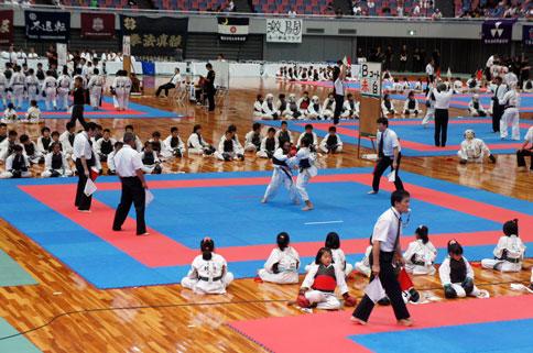 2013全・日本拳法総合選手権大会 ご案内