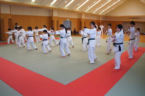 愛媛県連盟第9回昇段級審査