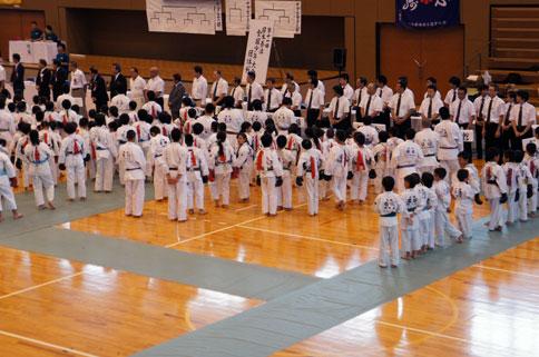 第11回日本拳法全国少年大会・団体戦
