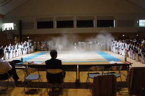 「日本拳法愛媛県選手権大会」のご案内