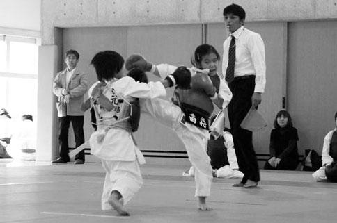 第23回日本拳法徳島総合選手権大会 ご案内