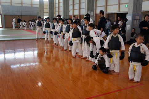 日本拳法桜花杯大会休止のお知らせ