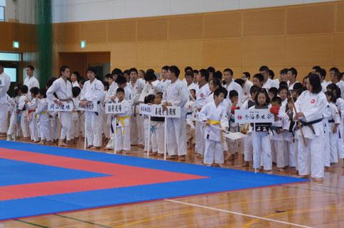 第9回日本拳法愛媛県選手権大会