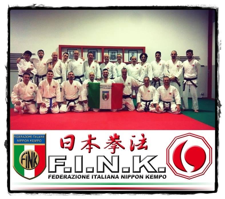 ANKF All Japan Nippon kempo Championship 2013 日本拳法総合選手権大会 OSAKA