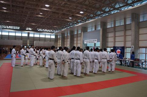 第23回日本拳法徳島総合選手権大会